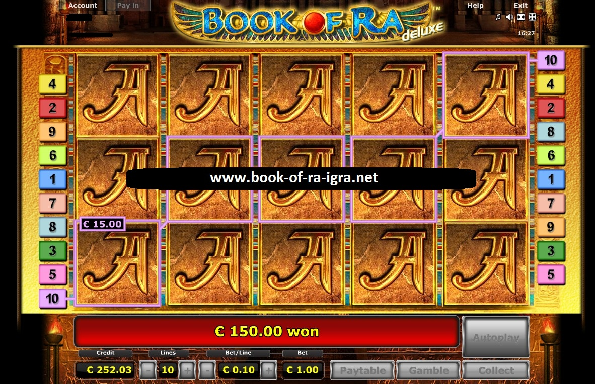 casino online poker book of ra deluxe