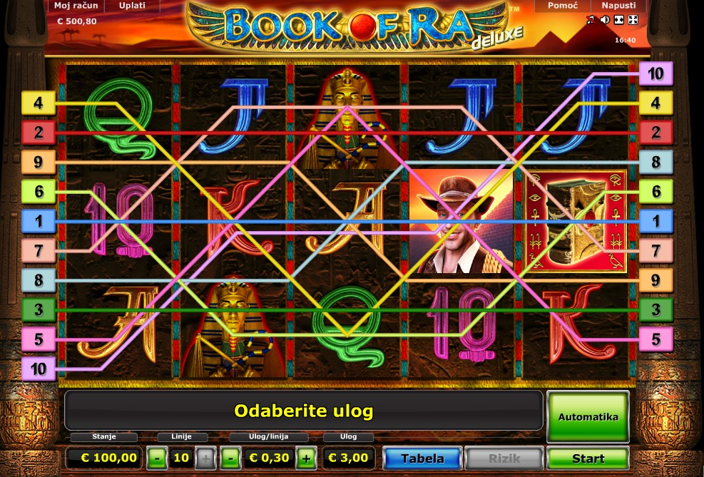 eurogrand casino book of ra