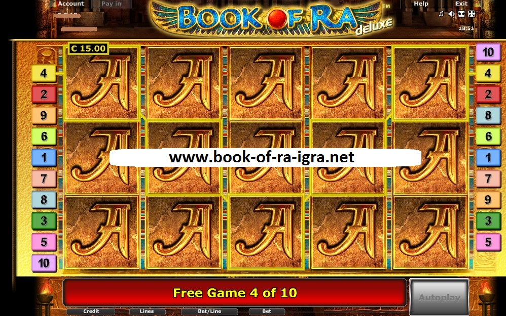 casino book of ra besplatni igri