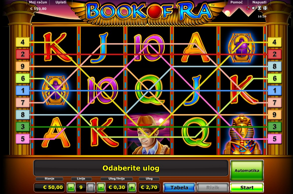 free online casino no deposit book of ra online free play